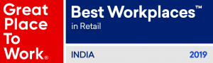 India's Best Workplaces - Retail, Great Place to Work in India, India's best workplaces