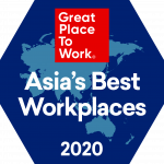 Best workplace in Asia, Best workplace
