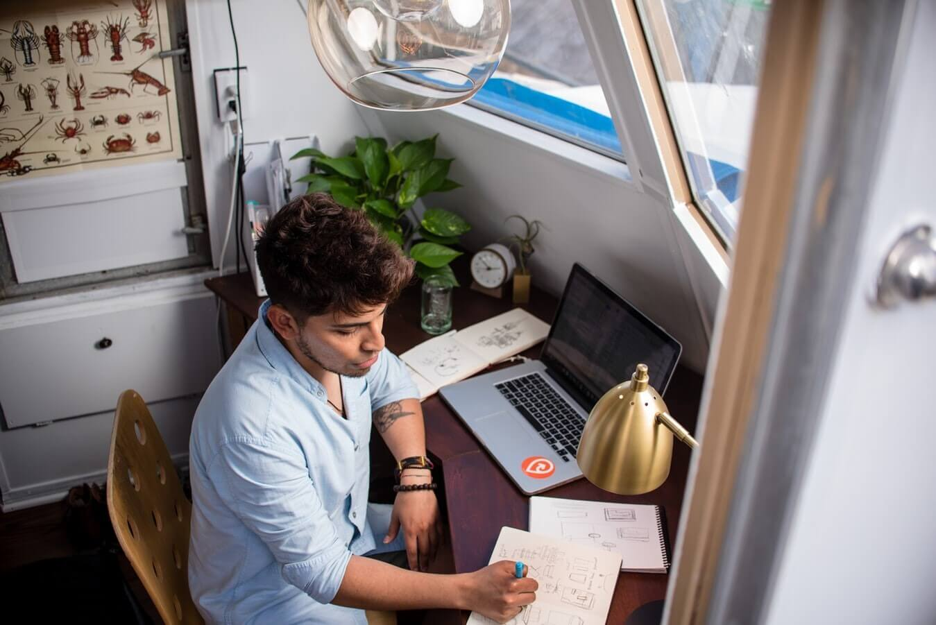 Learning to Love Telecommuting